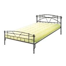 """Кованая кровать  двуспальная """"Лассе"""""""