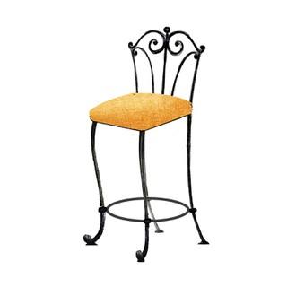 "Кованый  барный стул  ""Сэм"""