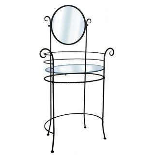 "Кованый будуарный столик ""Джуани"""