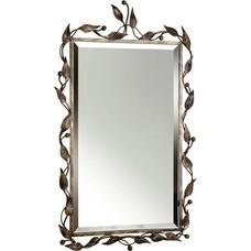 """Зеркало  кованое """"Чайное дерево"""" ЧП08-037"""