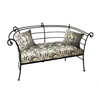 "Кованый диван  ""Энитан"""