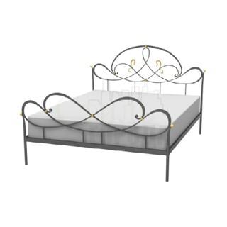 """Кованая кровать  двуспальная """"Динара"""""""