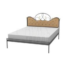 """Кованая Кровать  двуспальная """"Матиас"""""""
