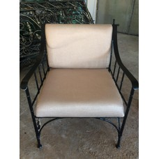 "Кресло кованое ""Флор"" Б1П05-499"