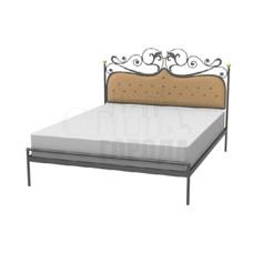 """Кованая кровать  двуспальная """"Мила"""""""