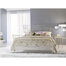 """Кованая кровать  двуспальная """"Метра"""""""