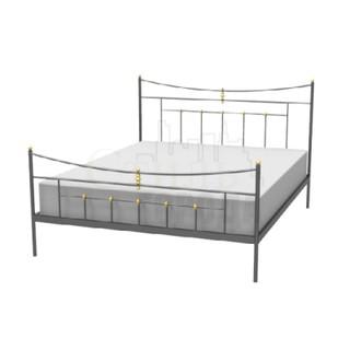 """Кованая Кровать двуспальная  """"Сима"""""""