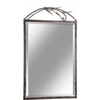 "Зеркало кованое ""Беноит"" в стиле Прованс ПП08-459"