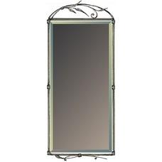 """Зеркало кованое """"Амори"""" в стиле Прованс П24-074"""